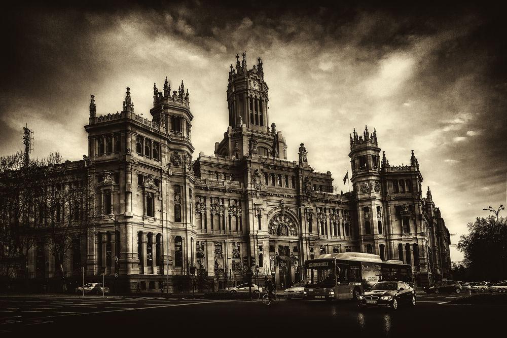 Madrid 1 by farhado