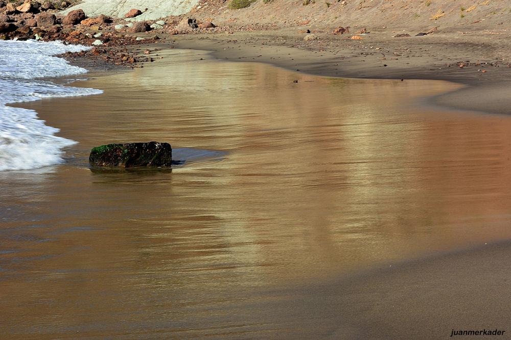 Photo in Nature #españa #spain #andalucía #almería #cabo de gata #cala rajá #picture #playa #beach #mar #sea #océano #ocean #nikon #nikon d7100