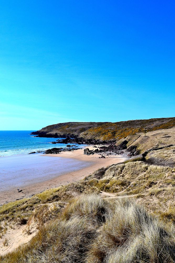 Freshwater West, Pembrokeshire, Wales by alityrrell3