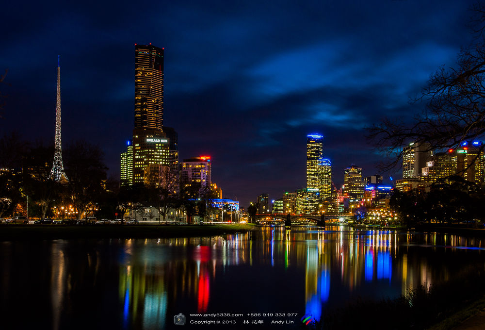 Melbourne City by andy5338