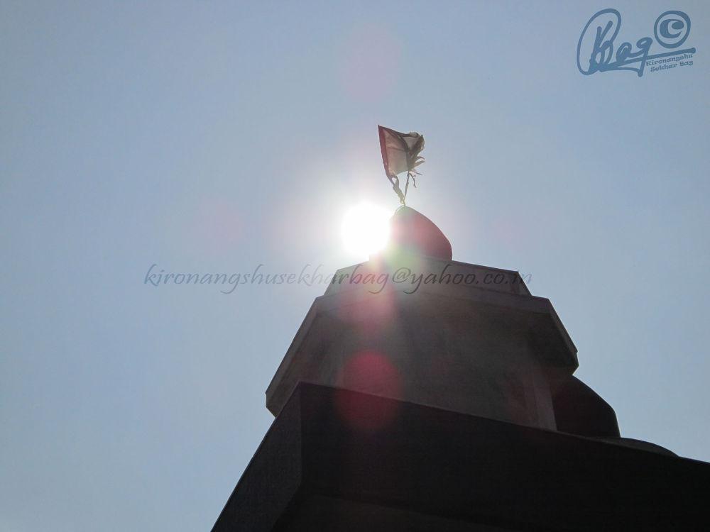 sun temple (4) by Kironangshu Sekhar Bag