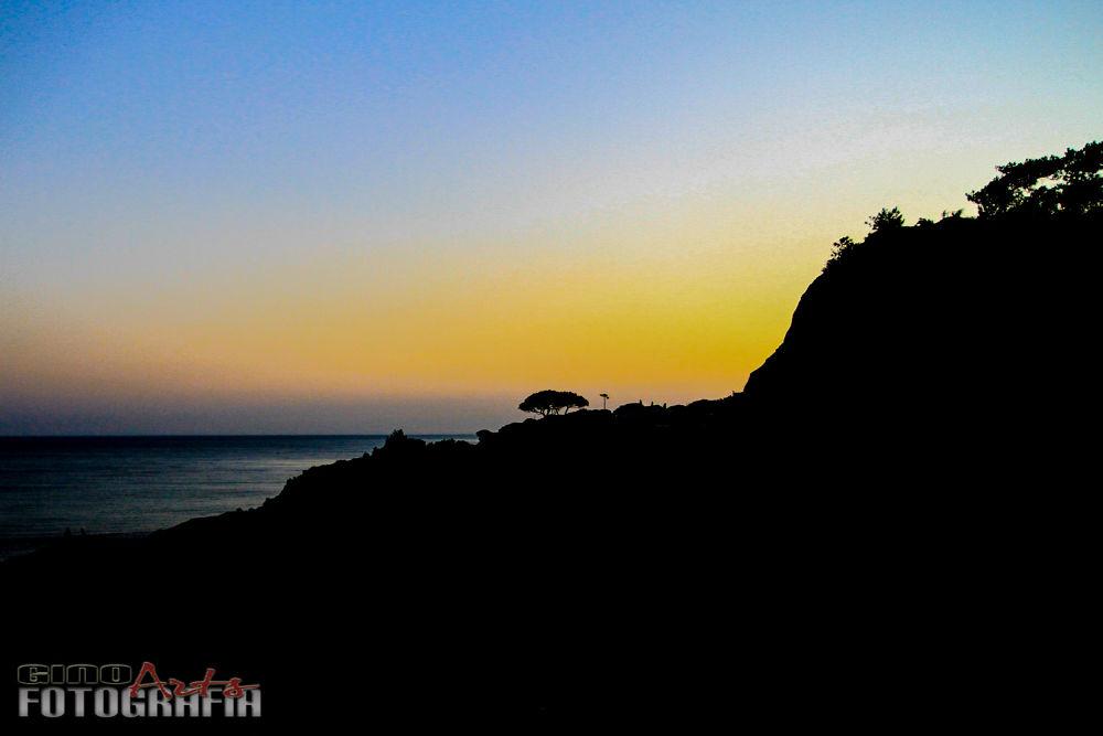 Por do Sol by ginoarts