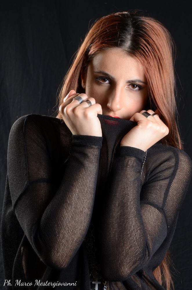 Sarah Nereide  by marcomestergiovanni