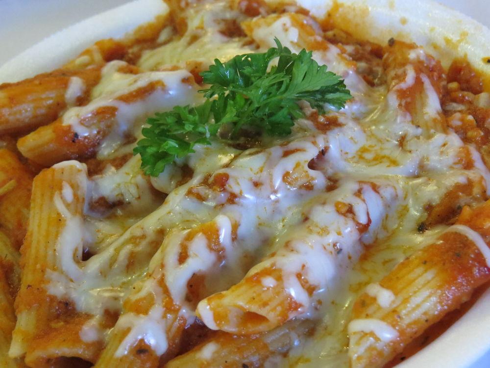 arabiata pasta by yuri aly