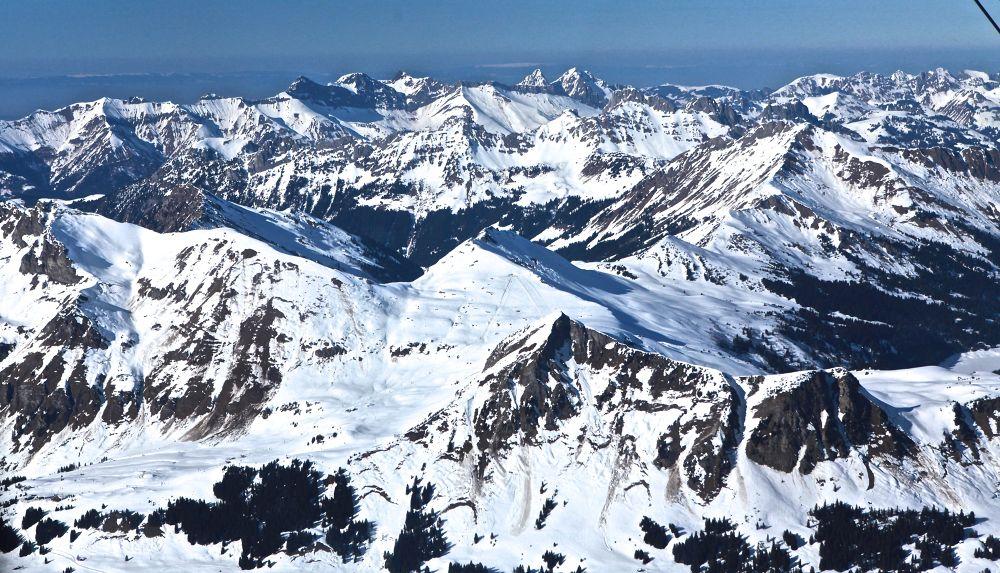 glacier 3000 by okkik