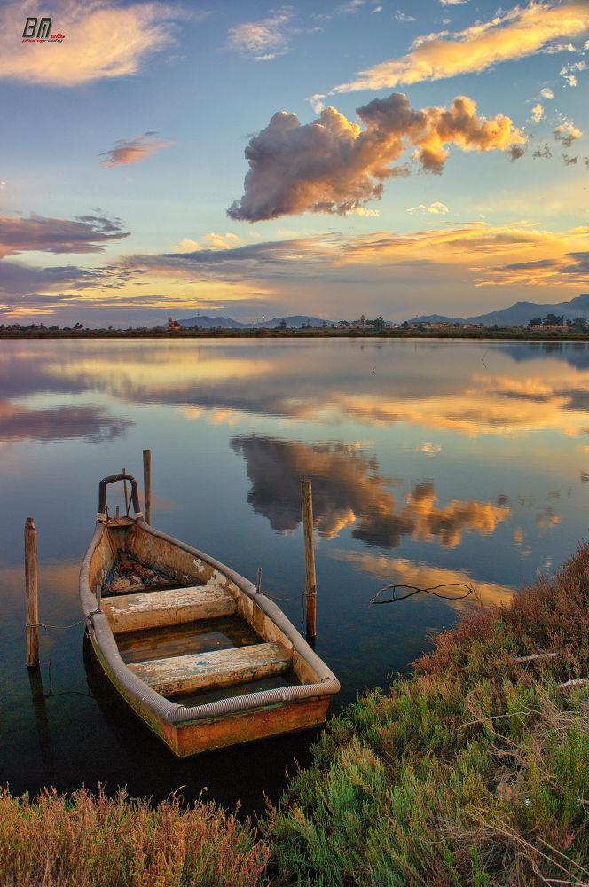 Lagoon by Bruno Melis