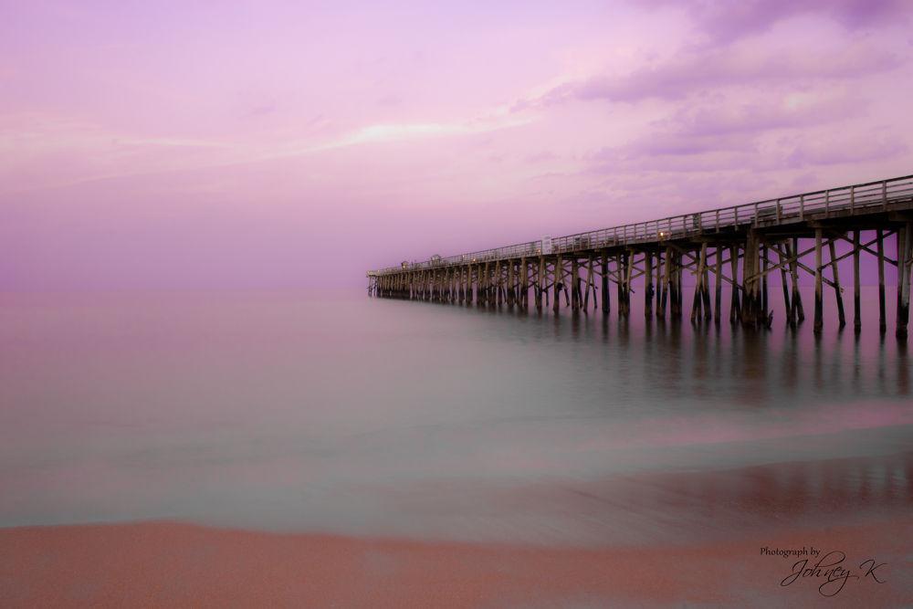Flagler, Pier by johneyksphotos