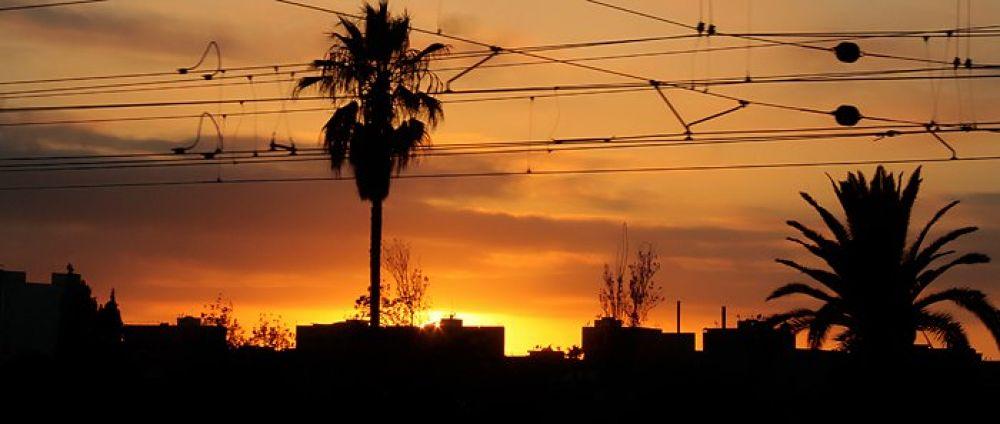 Sunset. by ChaimaeSI