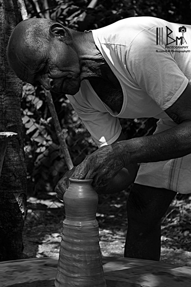 An art of Dedication and Patience by BalajiMoorthyPhotography
