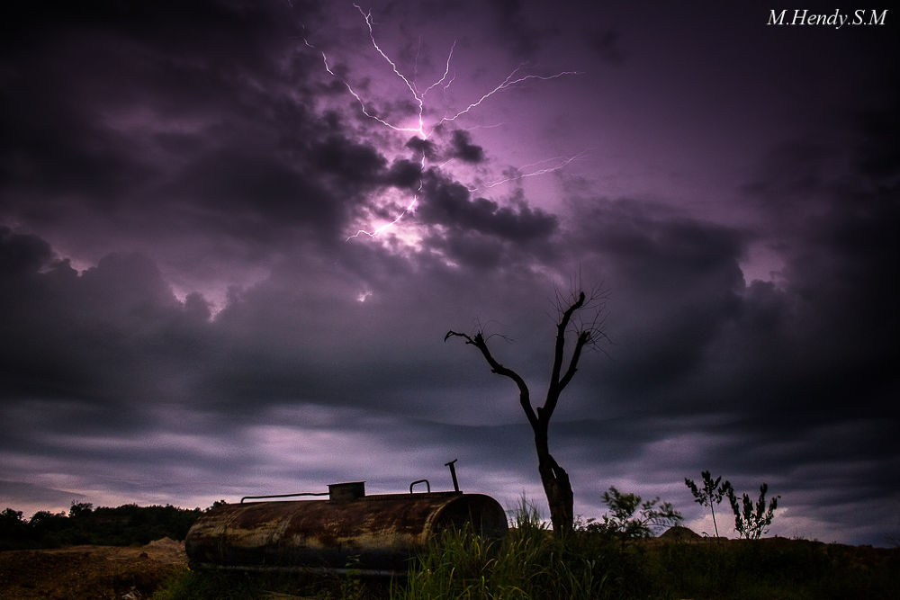 The Thunderclap by M.Hendy.S.M