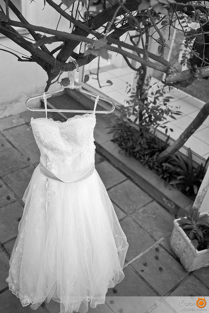 Vestido da noiva by Marlon Z Soares