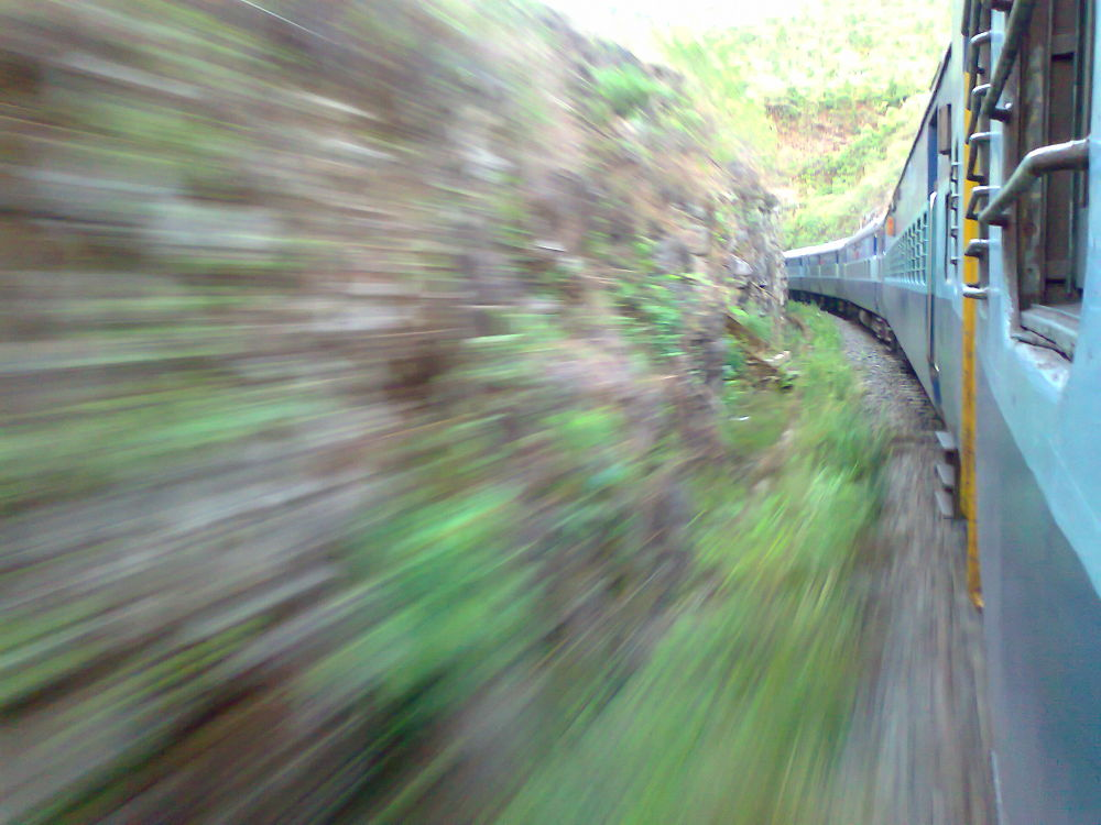 train in india... by SumeetPatel