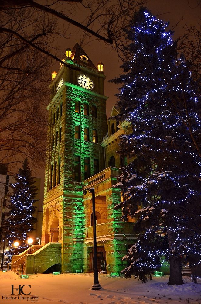 Old City Hall in Calgary by hectorchaparro90