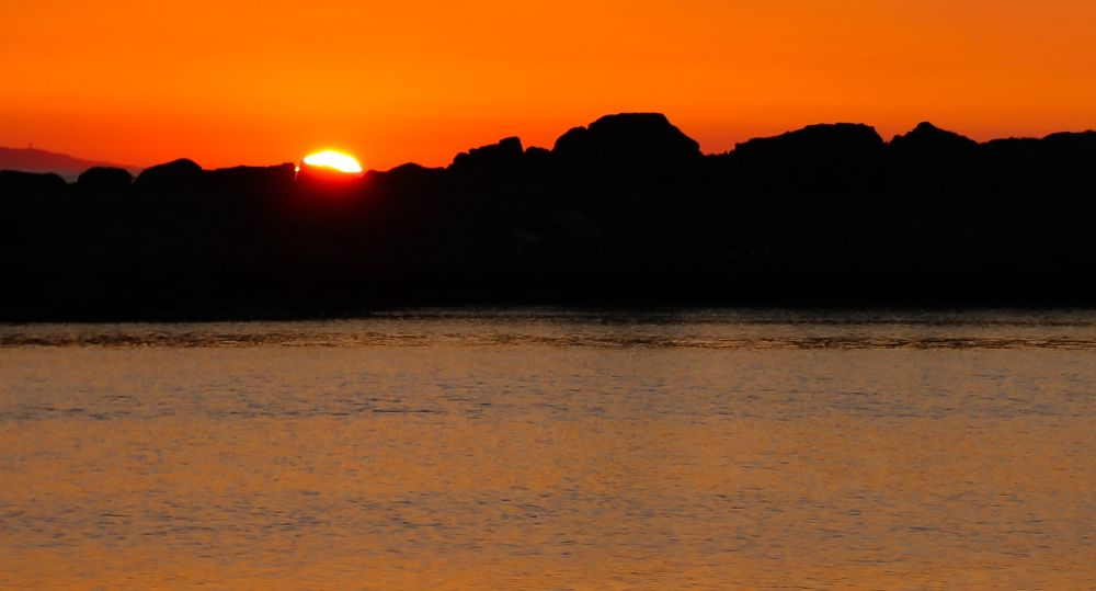 Sunset by Turidkarin