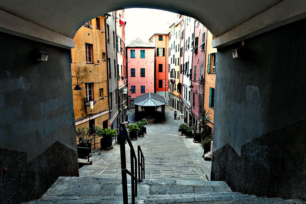Genova by Domenico Luciano Photography