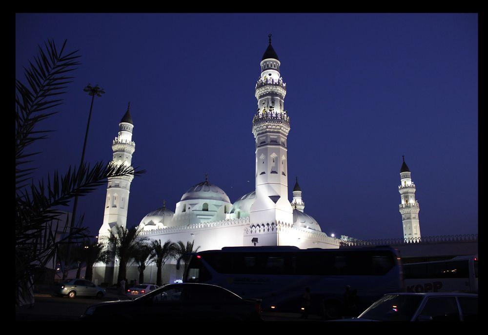 Mosque Kuba by Muhammed Riyaz