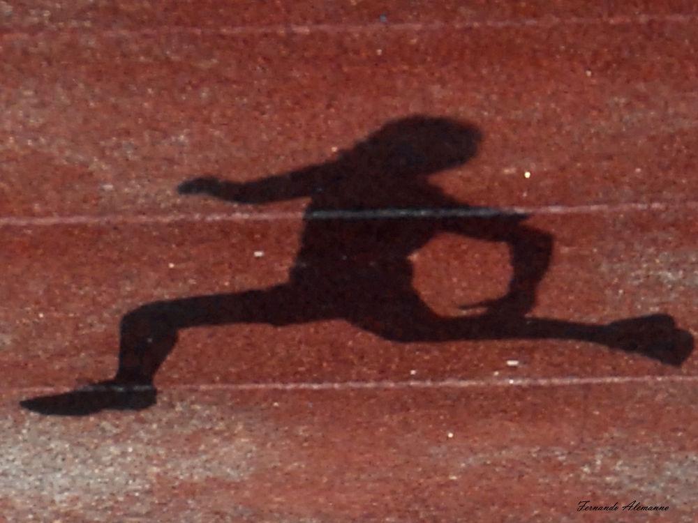 the runner by fernanduk