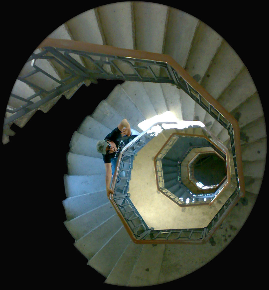 spiral profile photo by fernanduk