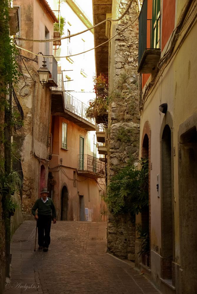 Castelcivite (Cilento) by Arelys