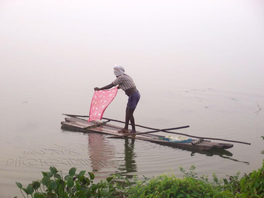 Kolavai Lake, Chengalpet by yesmkr
