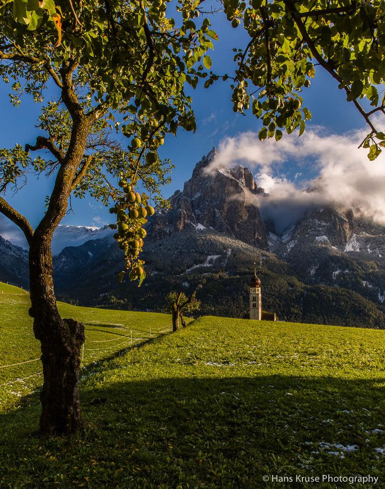 Dolomites by Hans Kruse
