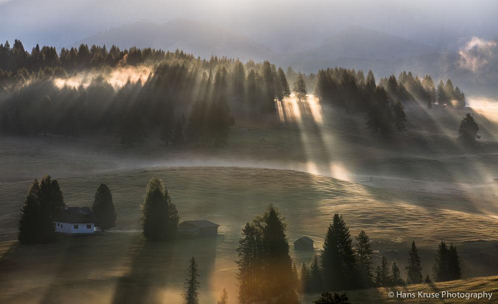 Photo in Landscape #italy #dolomites #alpe di siusi #seiser alm