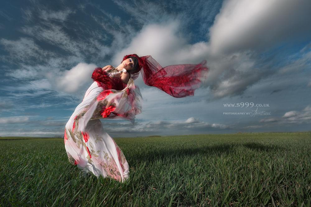 windy flower by photographerAnnaMarijaBulka999