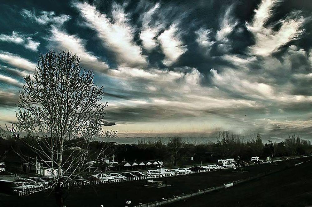 Clouds view by Alexandra - Ioana Pascariu