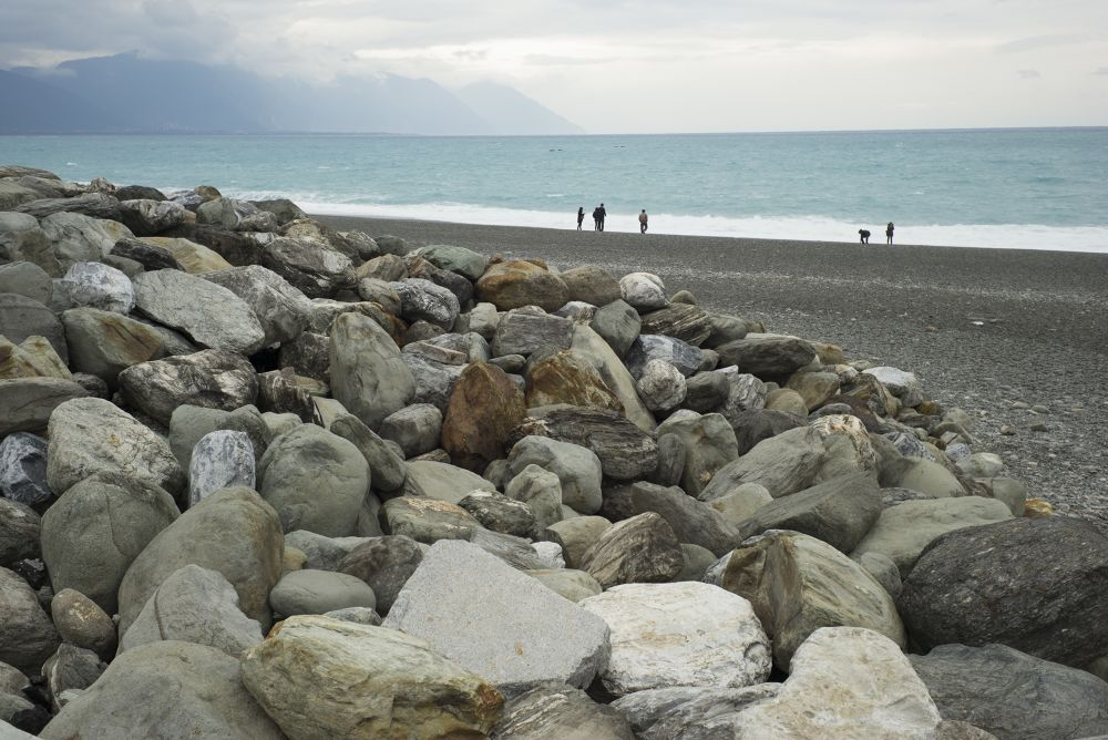 The Pacific Ocean, Hualien by Leon Liao