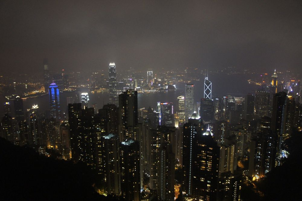 The Peak, HongKong by Leon Liao
