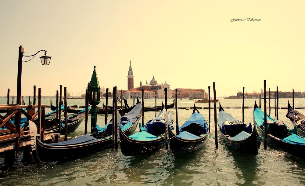 Venezia by Francesca D'Agostino