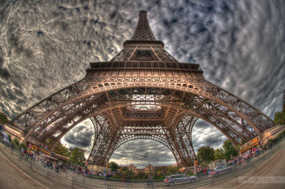 Paris Beauty...An eye catching city by SEmS