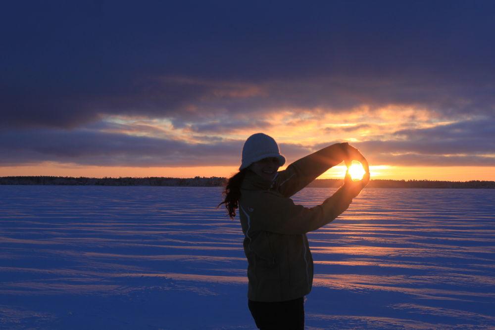 Catch the sun by Matb