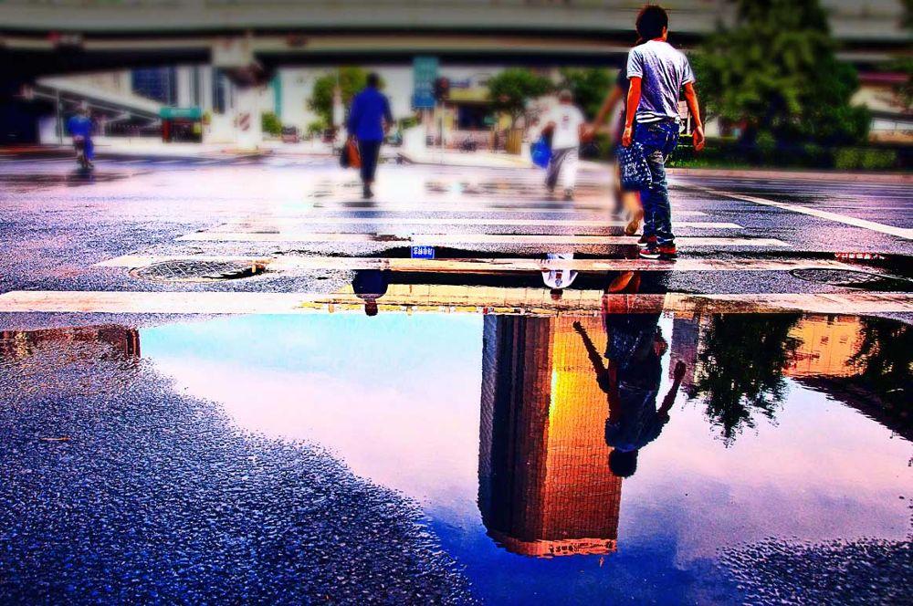 Photo in Random #photography #cityscape beijing china