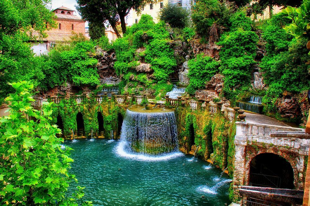 Fontana by DeAngelisMaurizio