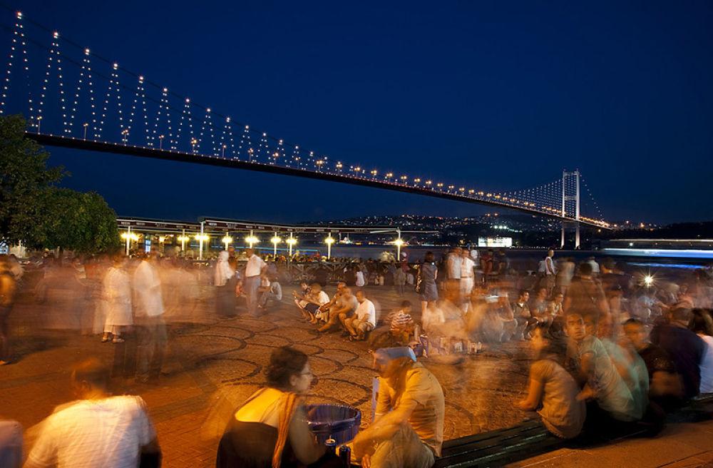 Ortaköy İstanbul Night by myukselaltun