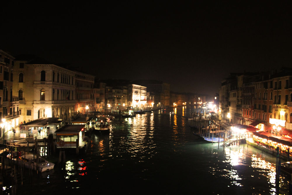 Venezia night by martypast87