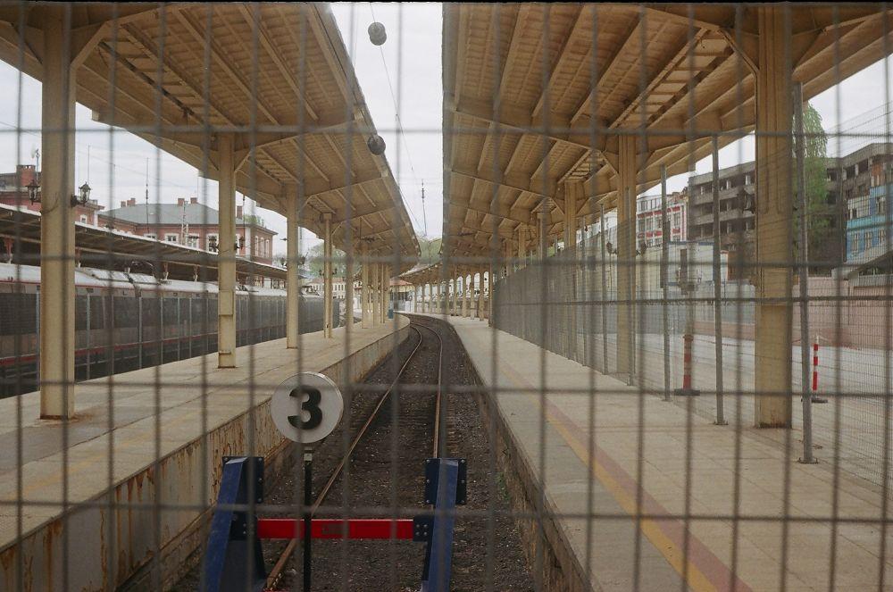 Station by Ekin Can Bayrakdar