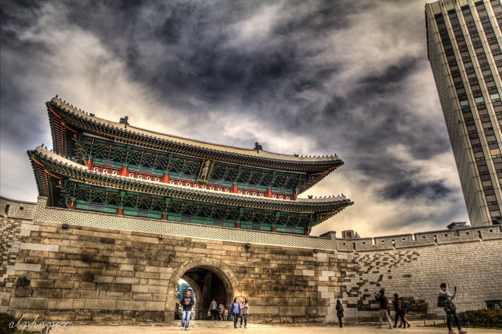 Namdaemun Gate by alphapix