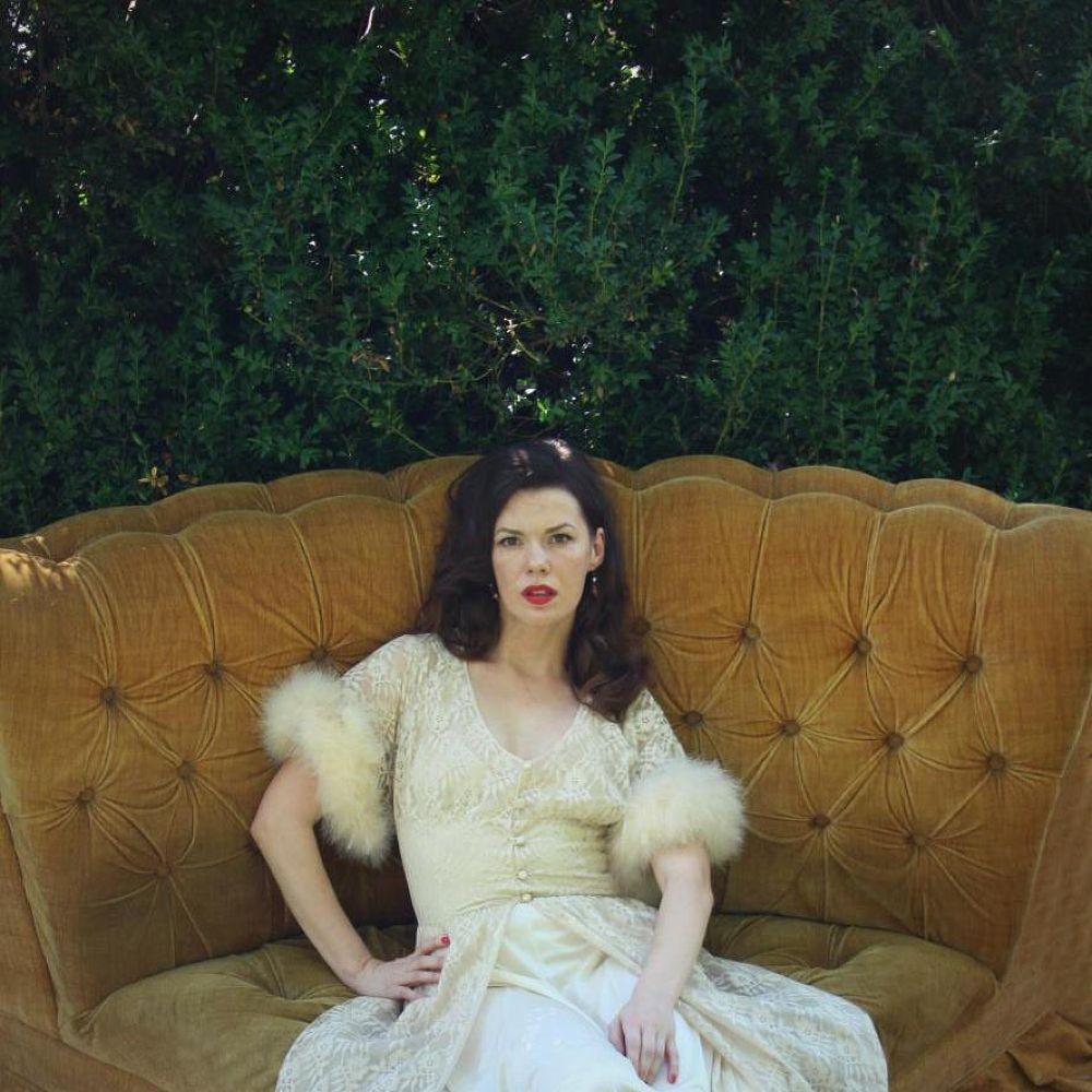 Photo in Random #girl #fashion #couch #bush #white #brown #yellow
