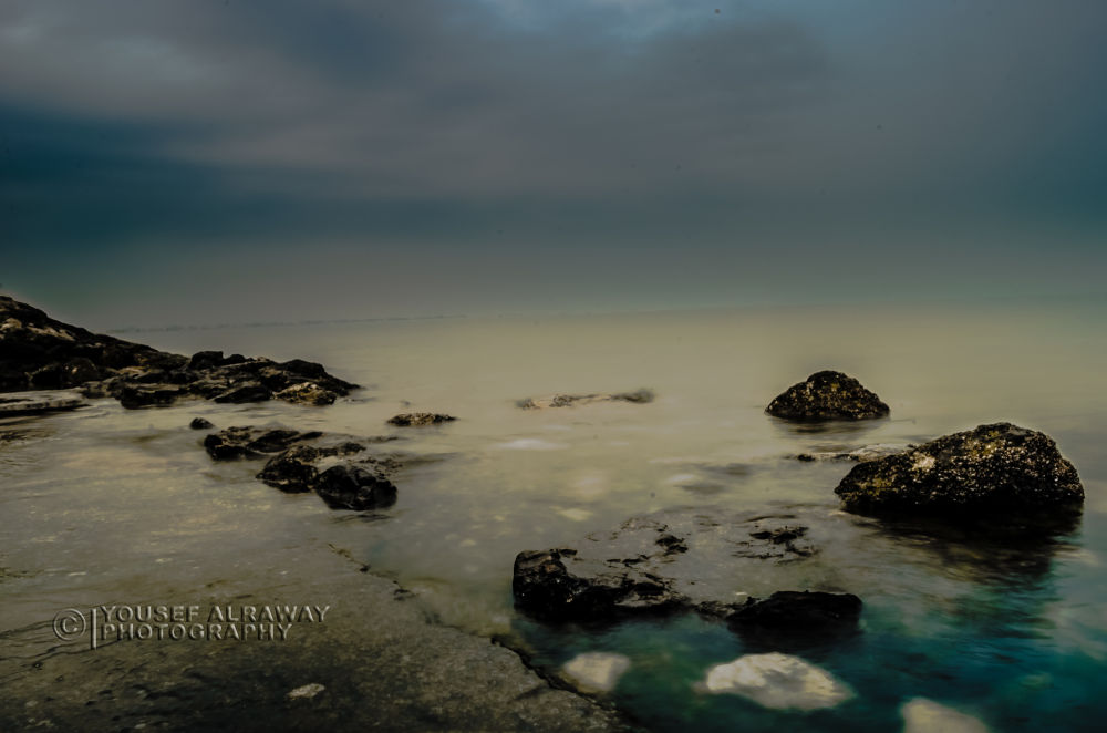 sea by Yousef Alra3wy