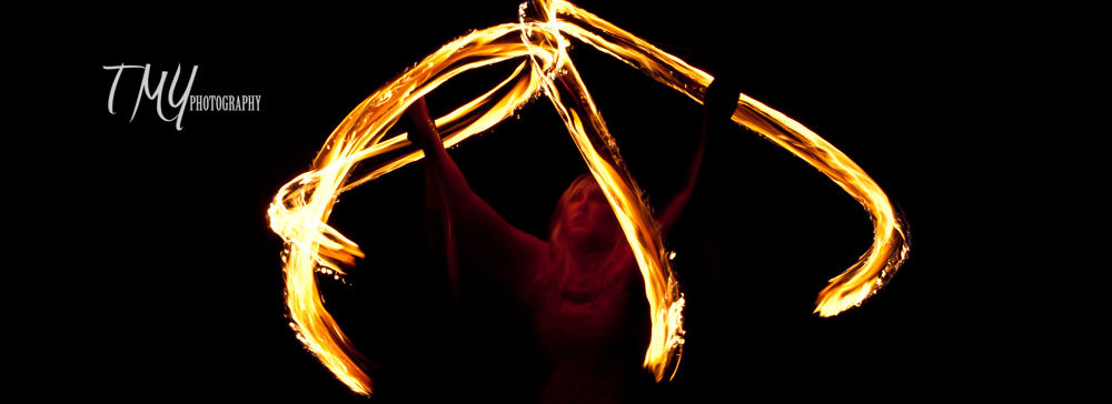 Elemental Fire Dancing by Laure Lombardo