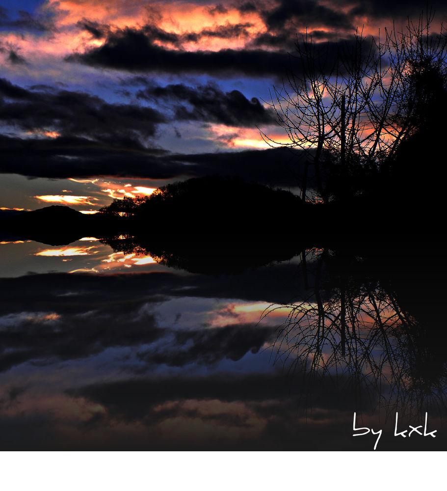 sunrise by kxkosmas