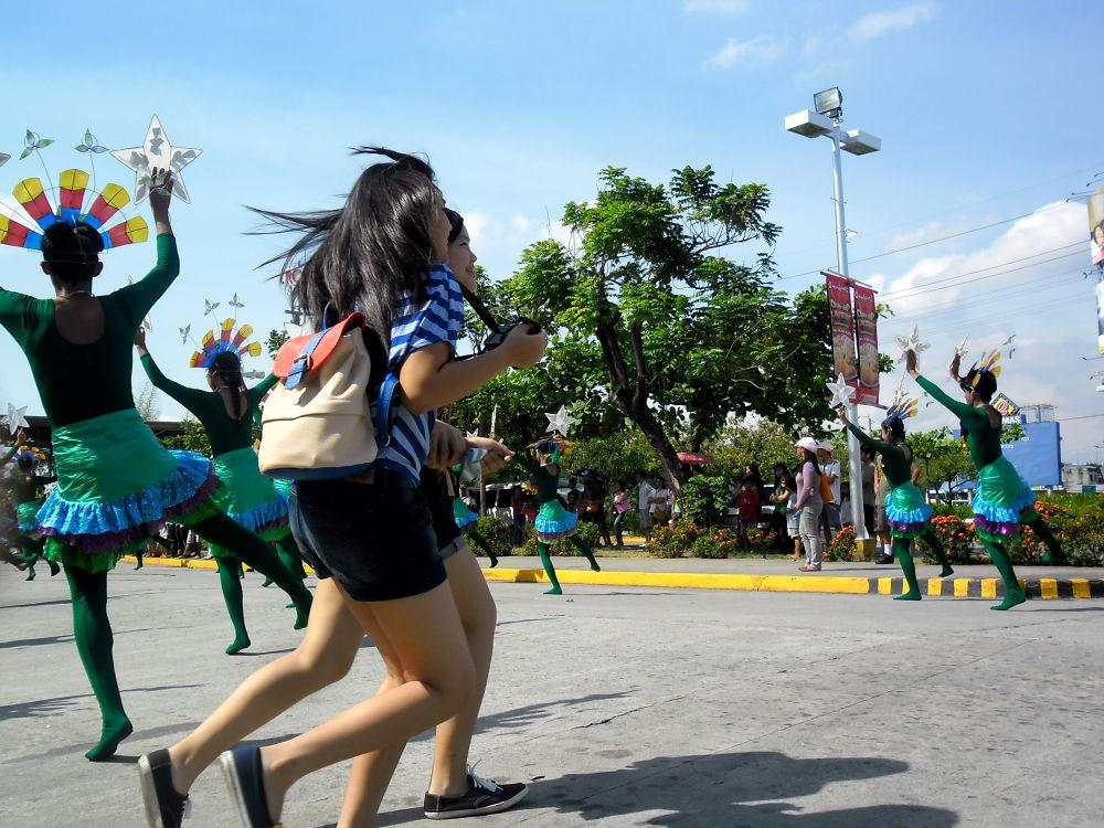 Street dance by Cj Pingul