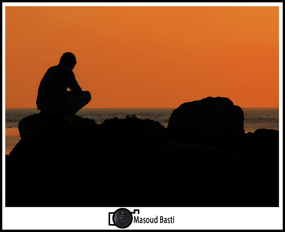 alone by Masoud Basti