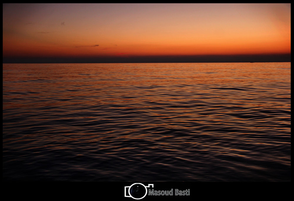 sea by Masoud Basti