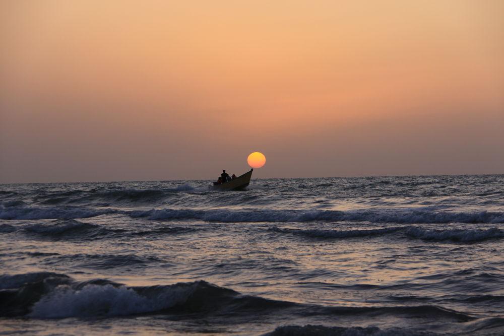 IRAN-caspian  sea by karimbabaei