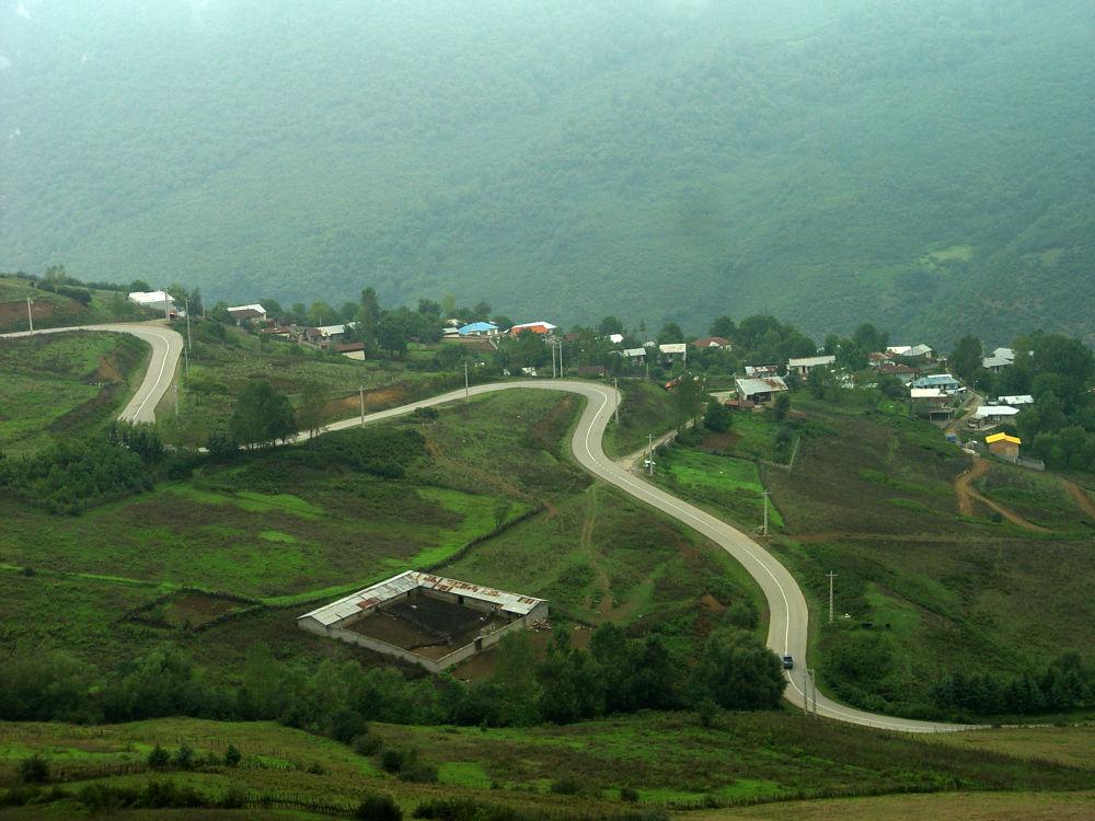 IRAN-lind village by karimbabaei