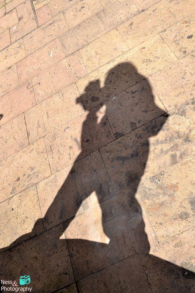 A la sombra del fotografo by NessPhotography