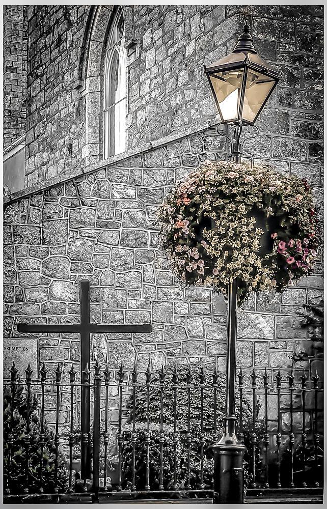 Eglise de l'Assomption - Dublin - Irlande by Leo